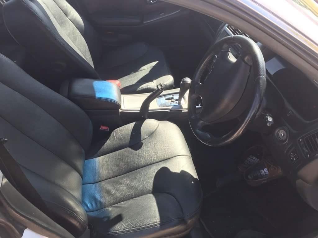 2005 Mitsubishi VERADA  GTVi AWD