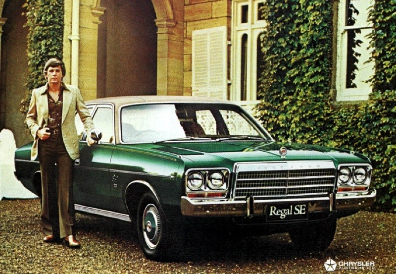 1976 Chrysler valiant cl regal