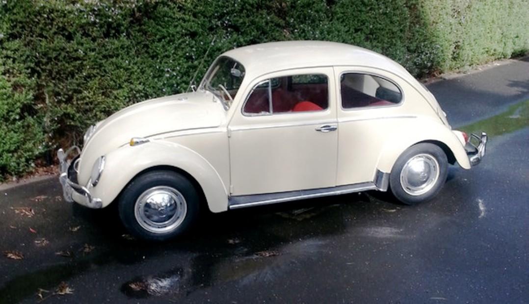 1967 Volkswagen beetle 1300 deluxe