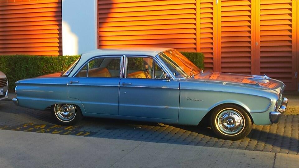 1960 Ford Falcon Deluxe XK