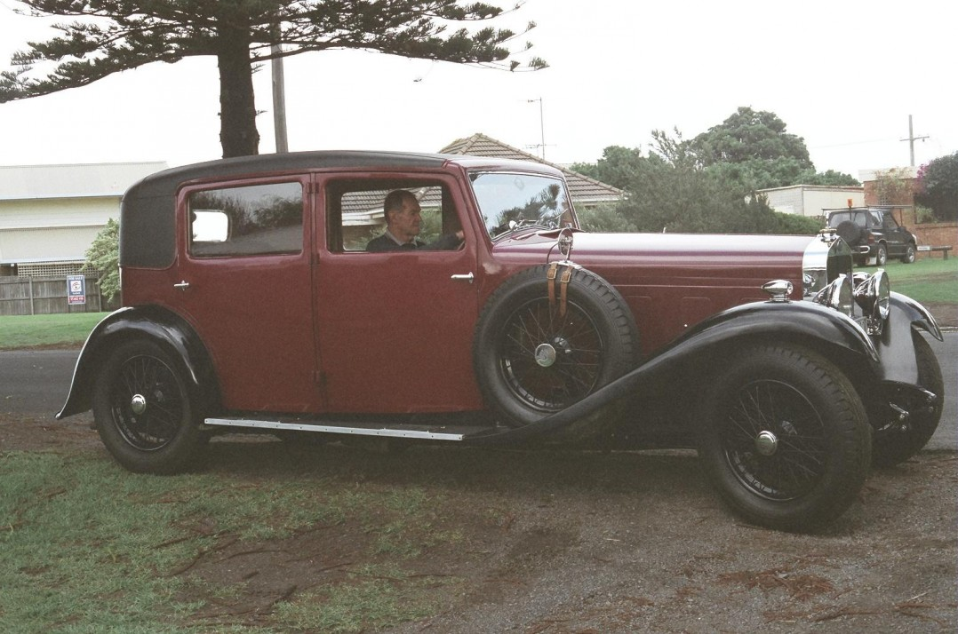 1932 Delage D8L