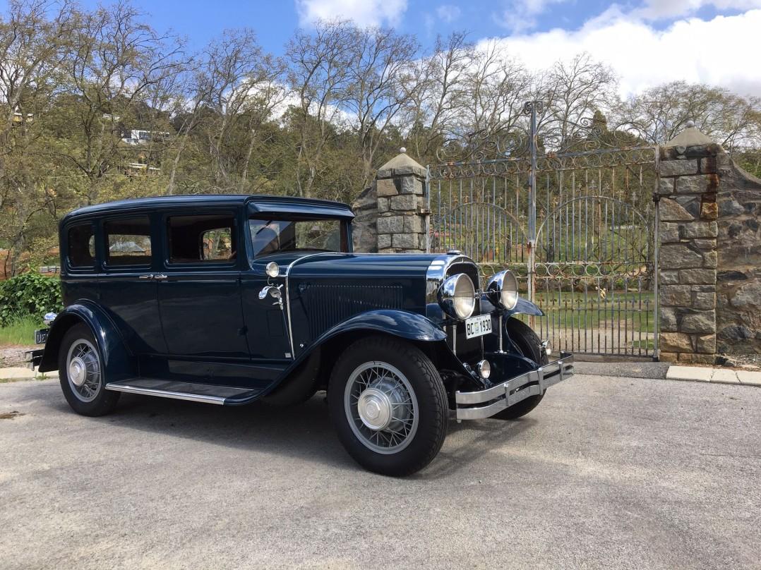 1930 Buick 40