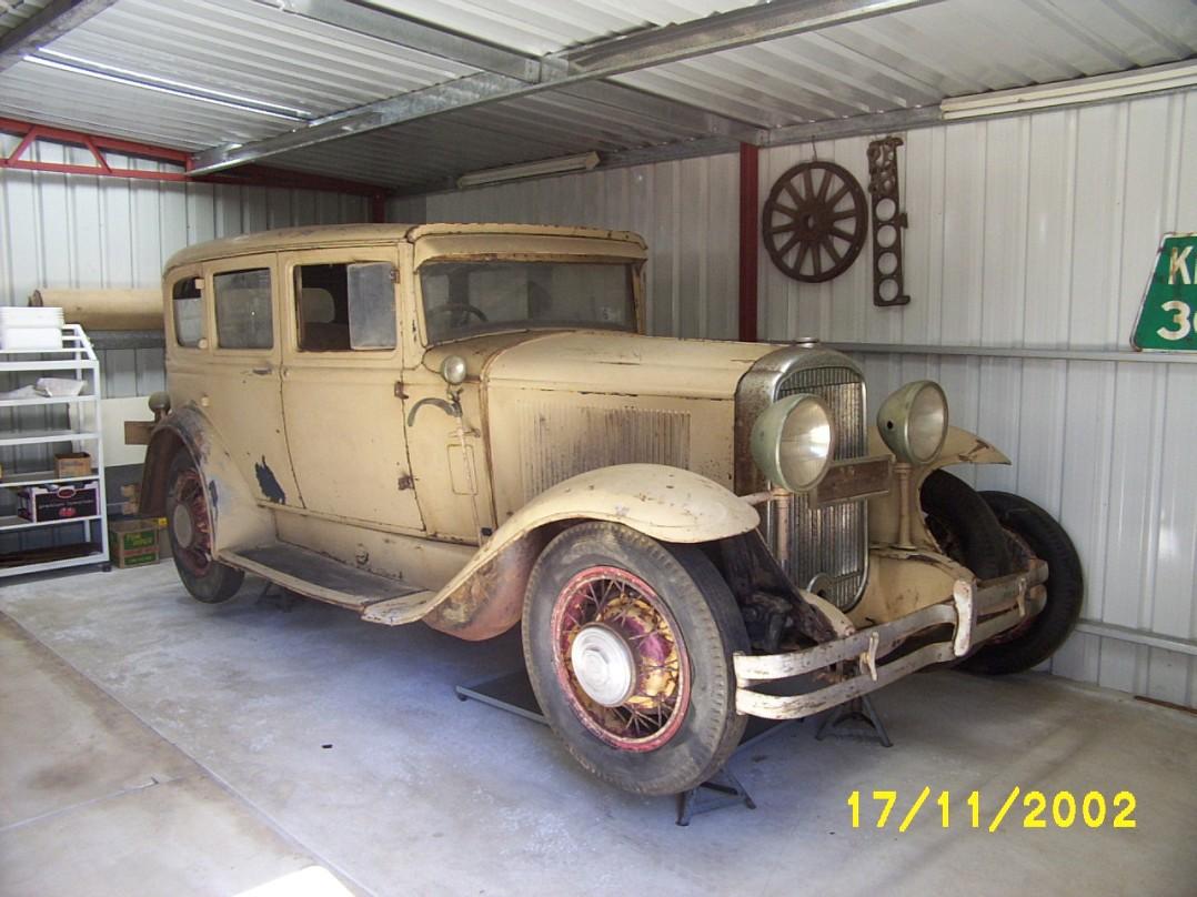 1930 Buick ser 40
