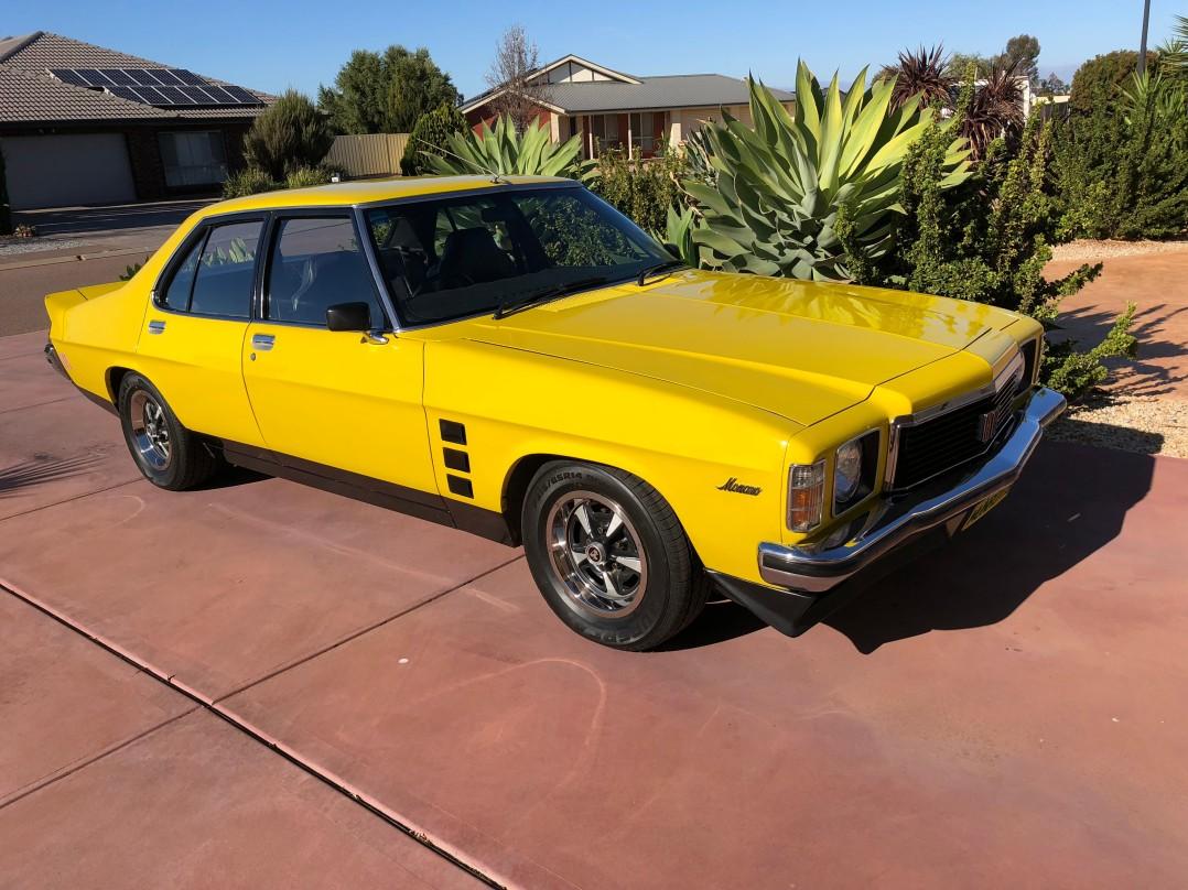 1975 Holden monaro