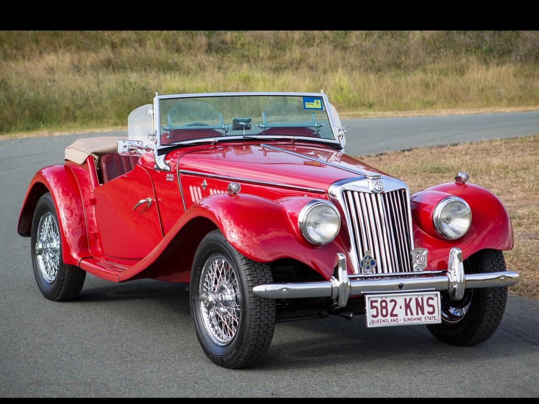 1954 MG TF