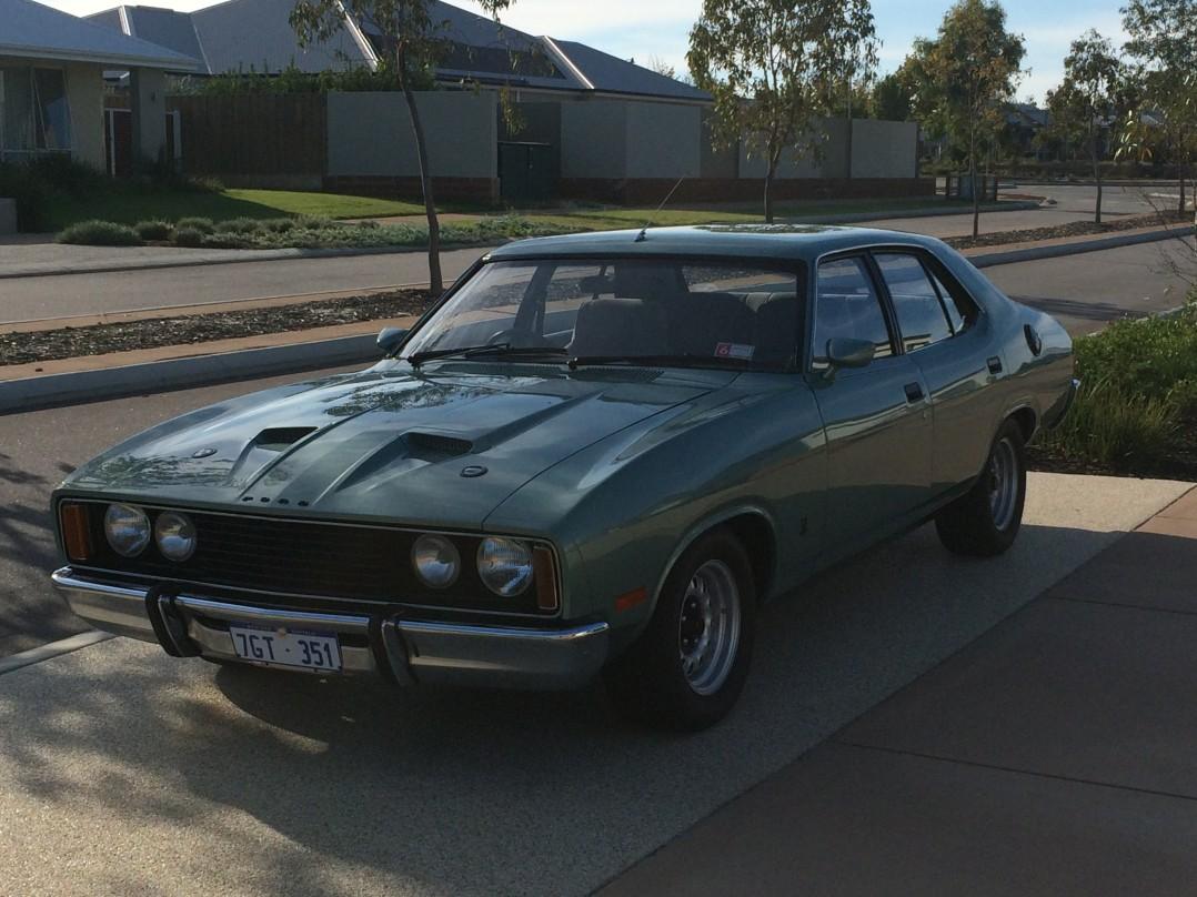 1977 Ford FALCON 500