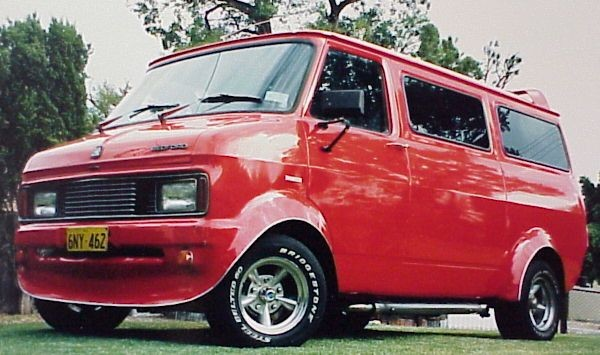 1978 Bedford CFS