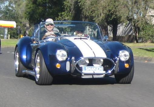 1997 AC Cobra Replica