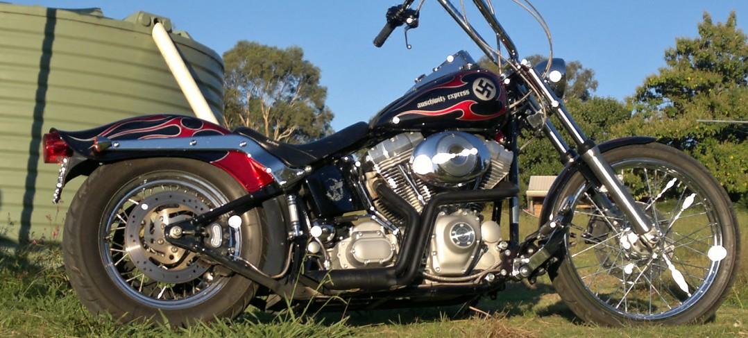 2004 Harley-Davidson Softail Custom