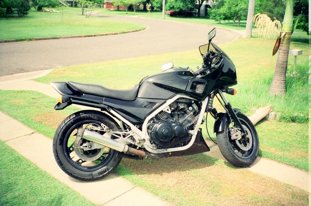 1984 Honda VF 1000F
