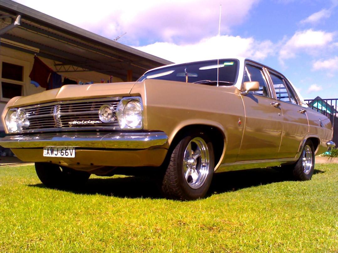 1967 Holden HR Premier 186S