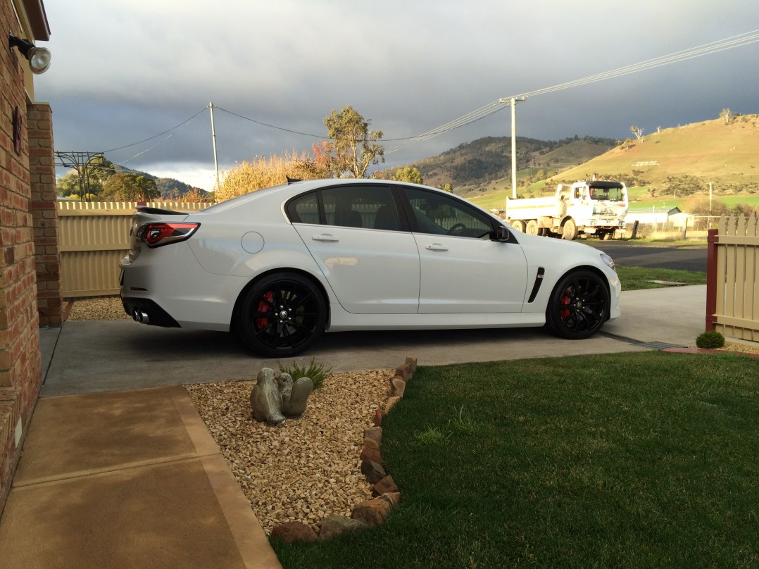 2014 Holden Special Vehicles CLUBSPORT R8