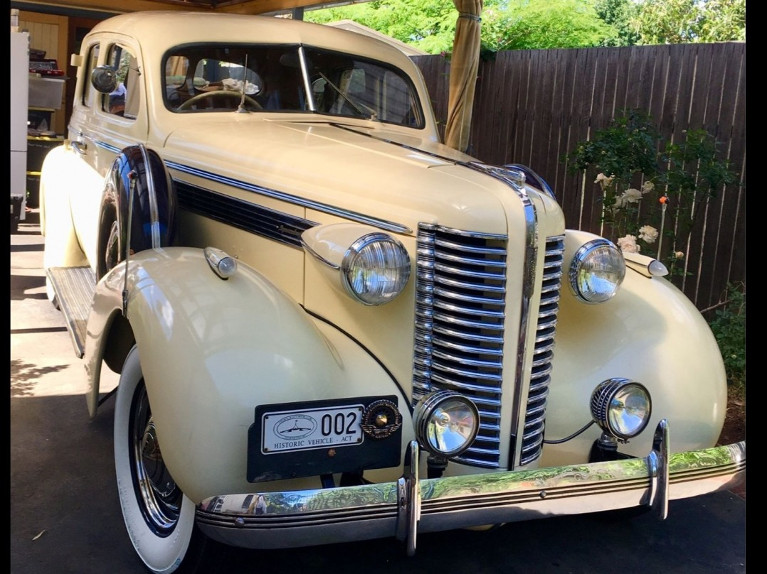 1938 Buick 840 Special