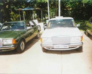 1982 Mercedes-Benz W123