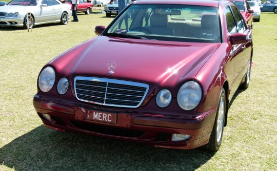 2000 Mercedes-Benz W210 - E240