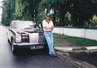 1970 Mercedes-Benz W115