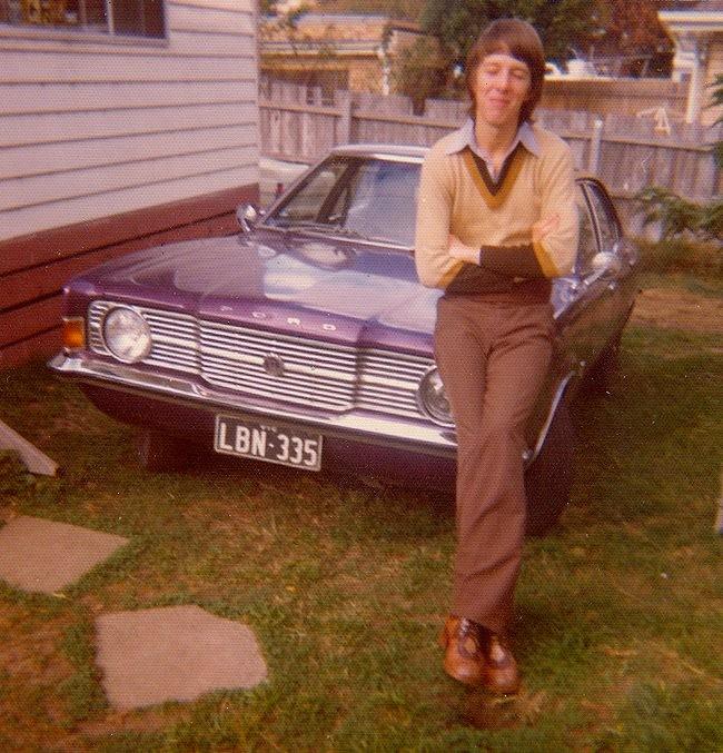 1972 Ford TC CORTINA XL