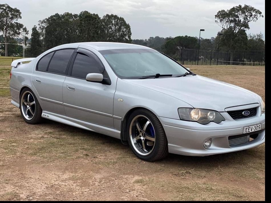 2005 Ford Performance Vehicles Xr6