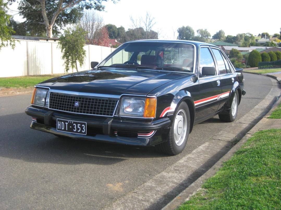 1980 VC Holden HDT Brock