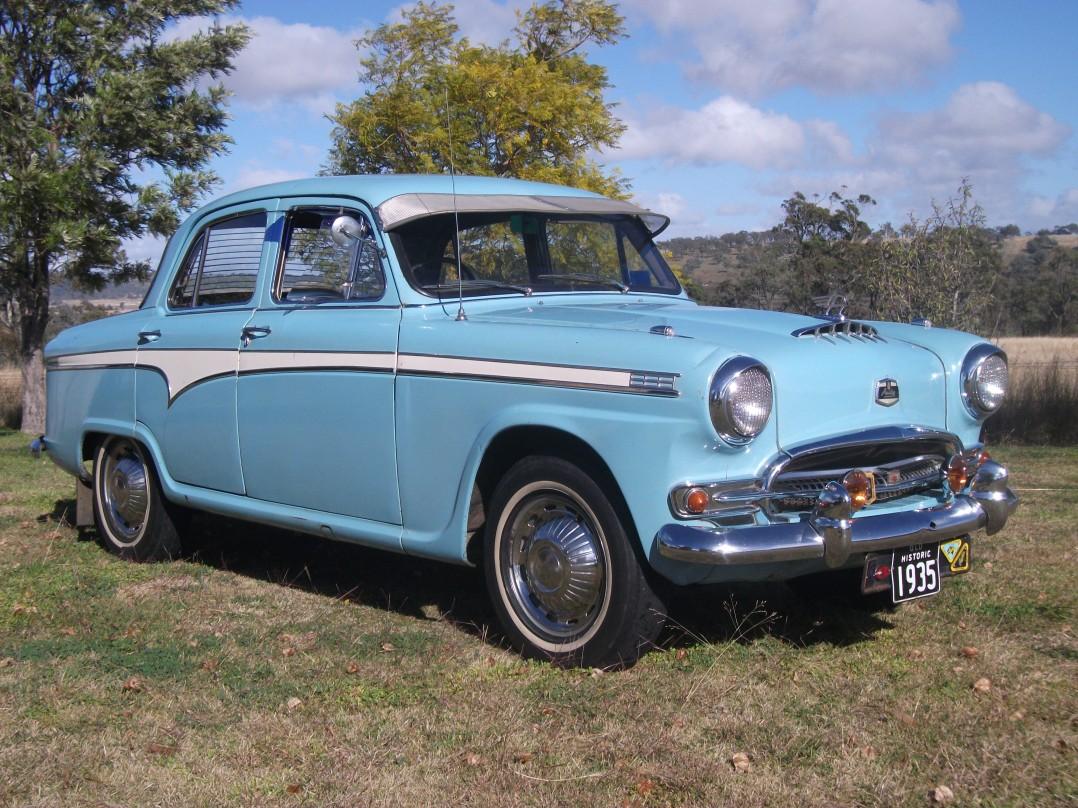 1957 Austin A95 Westminster