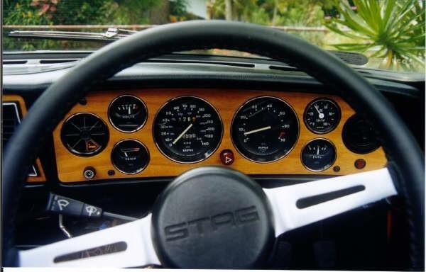 Triumph,1976 Triumph Stag,Convertible,Stag,2997v8,Manual + Laycock Overdrive,1976,3 litre OHC V8,Triumph Stag,V8