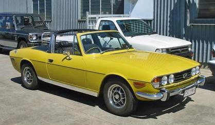 1976 Triumph Stag