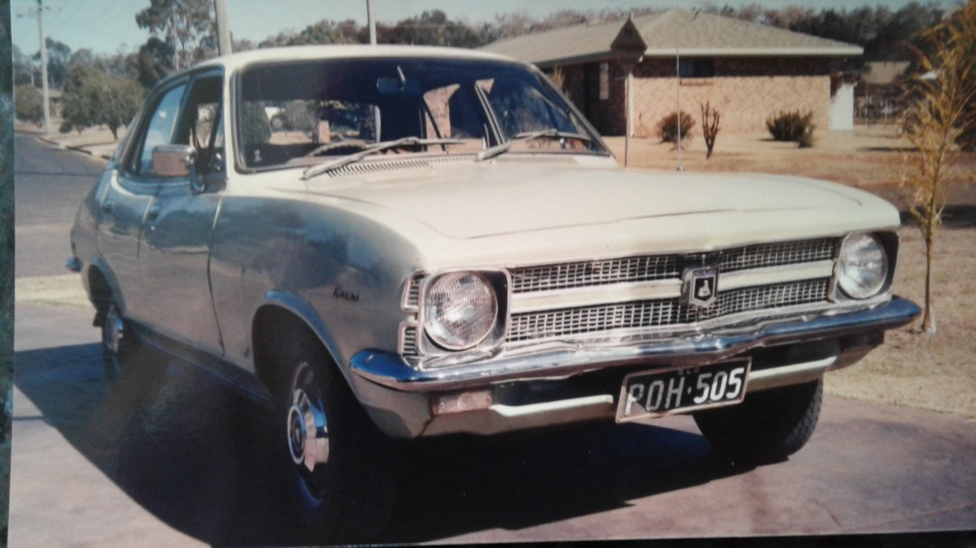 1970 Holden LC