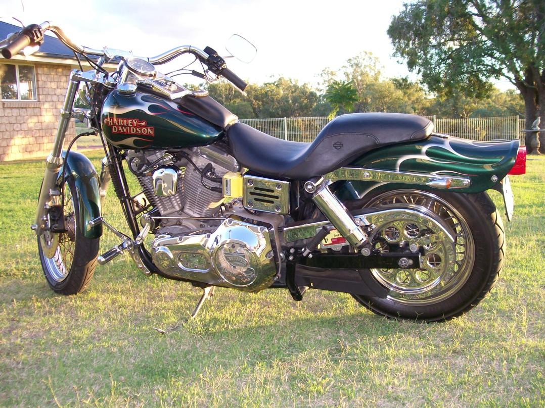 1996 Harley-Davidson Dyna Evo