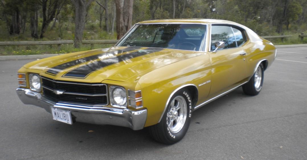 1971 Chevrolet Chevelle (Malibu)