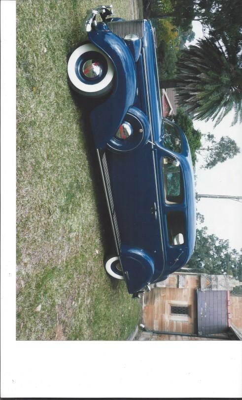 1938 Chrysler Imperial C20 Limousine