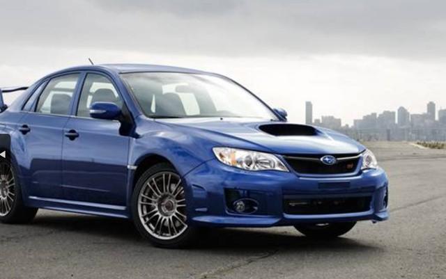 2012 Subaru IMPREZA WRX (AWD)
