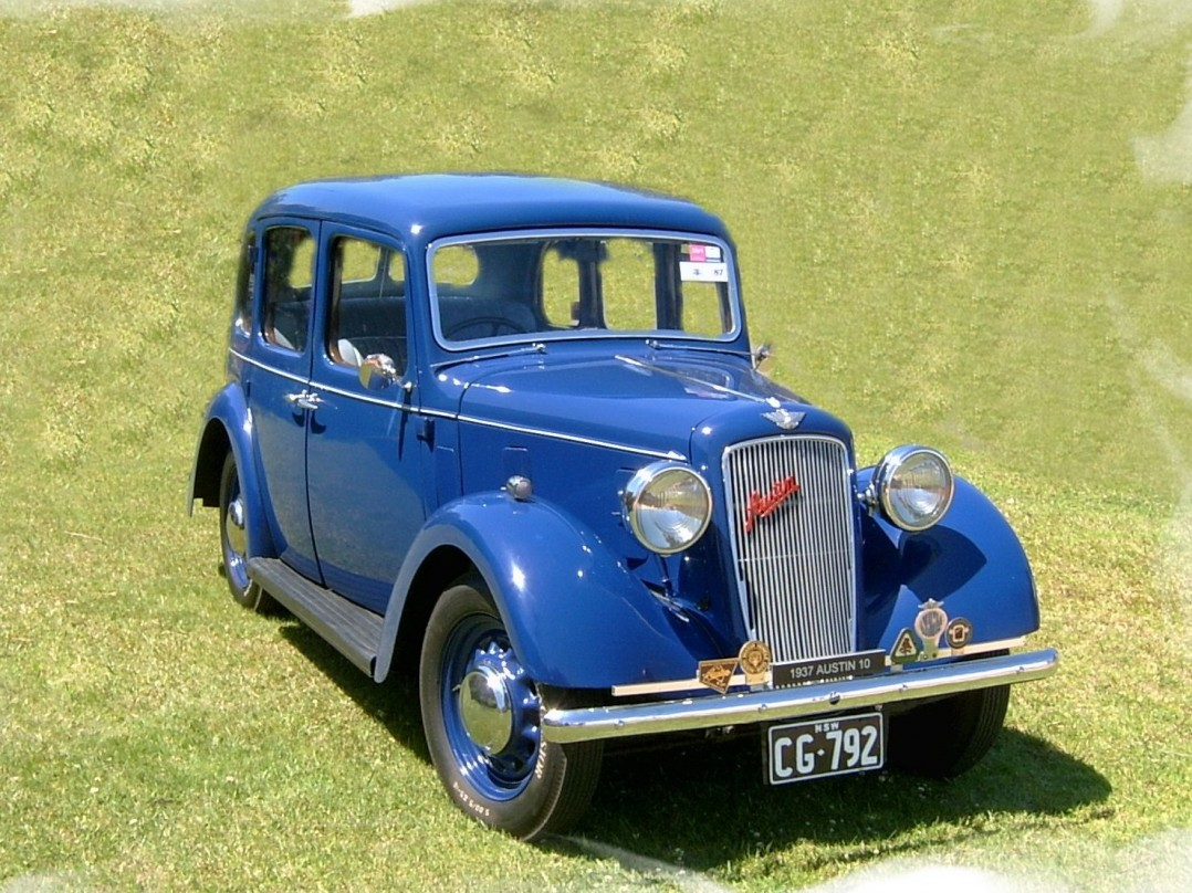 1937 Austin Cambridge