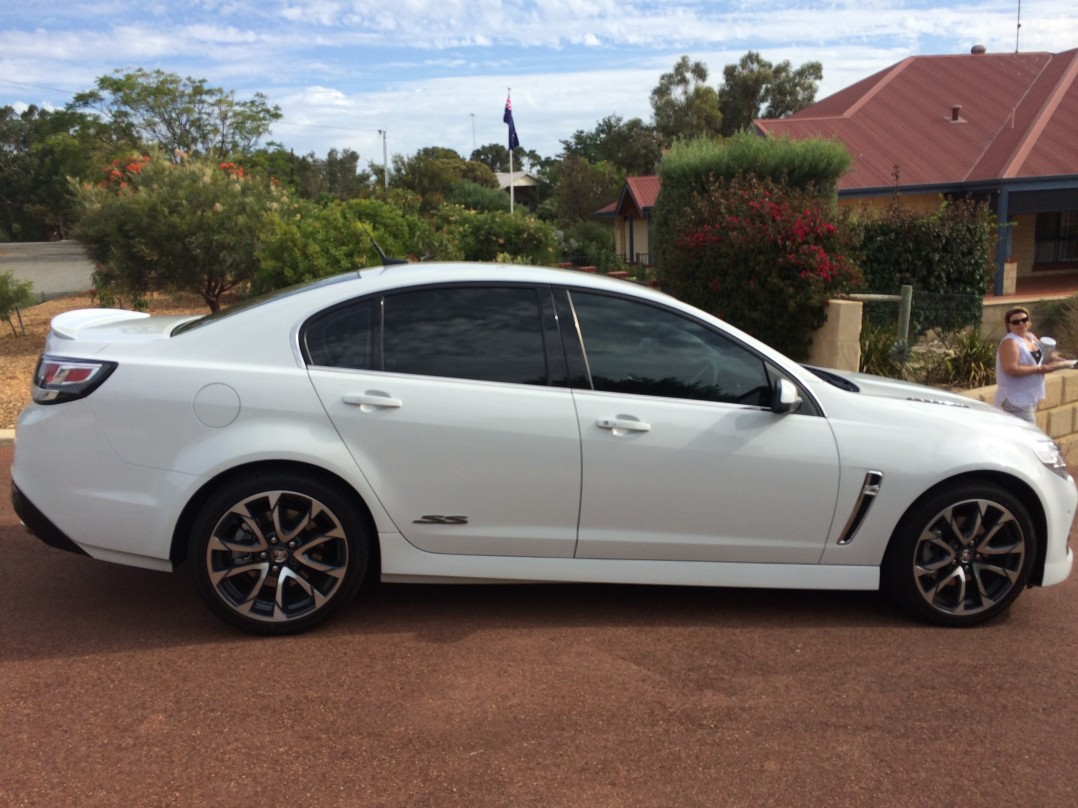 2016 Holden VF SII SSV Commodore