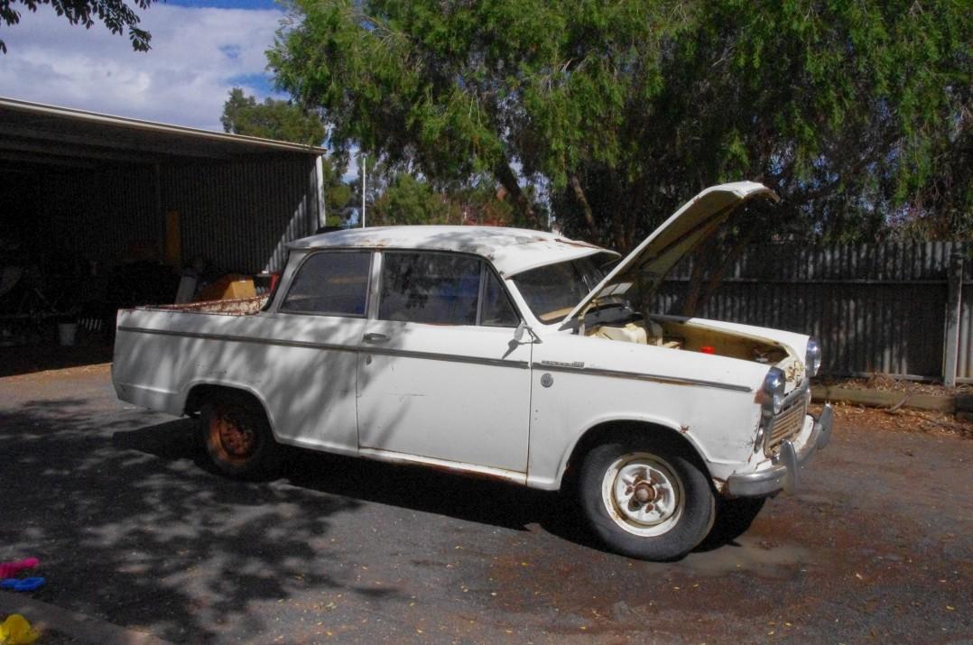1963 Datsun U320