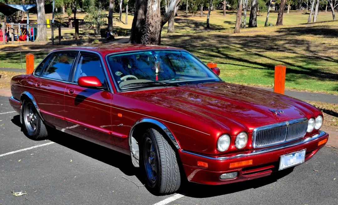 1995 Jaguar XJ6 3.2