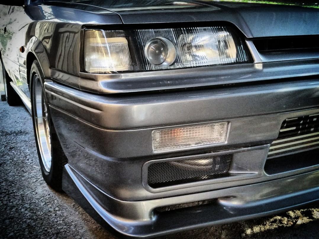 1987 Nissan SKYLINE GTS-X