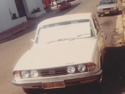 1974 Triumph 2.5 PI