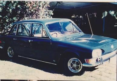 1969 Triumph 2.5 PI