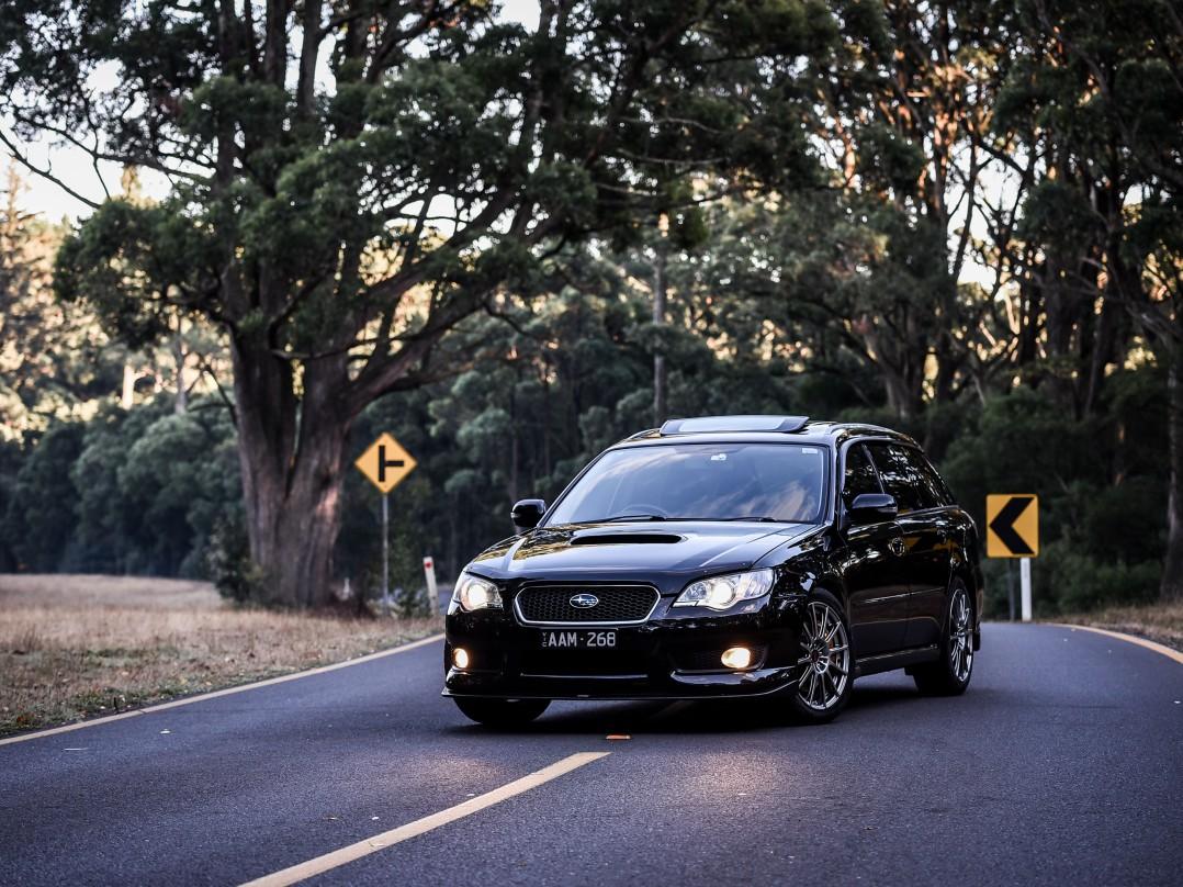 2007 Subaru Liberty GT Tuned By STi