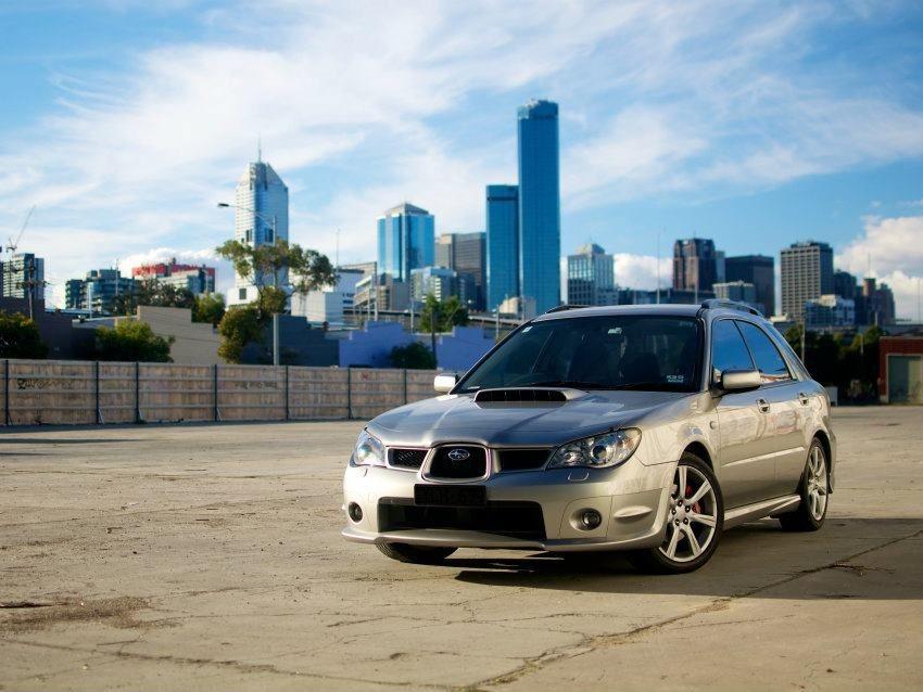 2006 Subaru IMPREZA WRX (AWD)