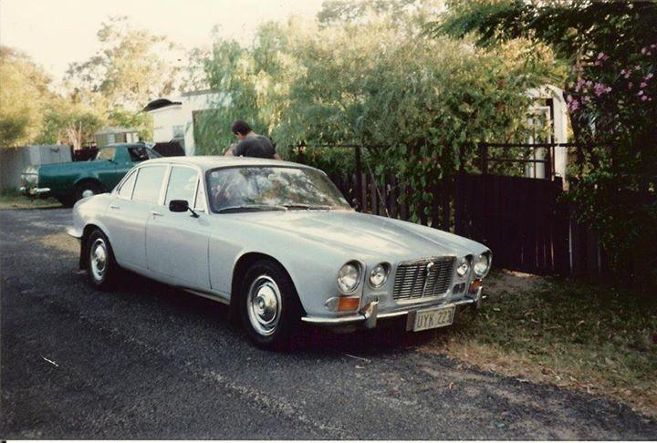 1969 Jaguar XJ6 4.2