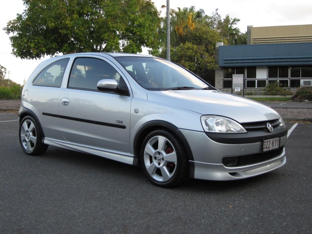 2003 Holden Barina SRi