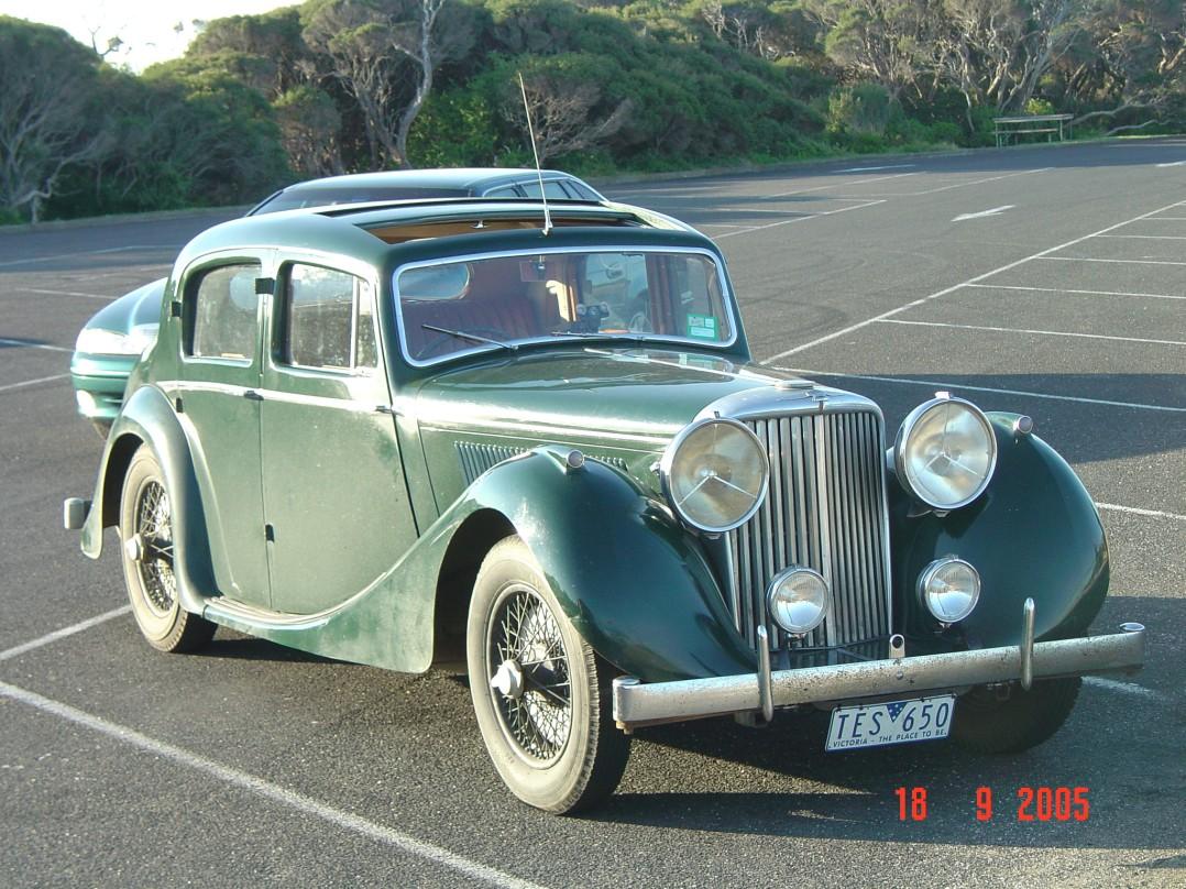 1947 Jaguar MK 1V