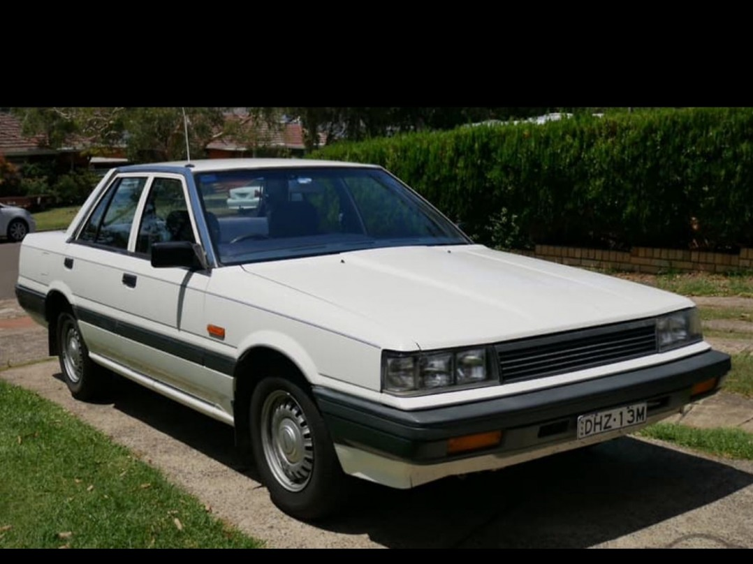 1988 Nissan Pintara
