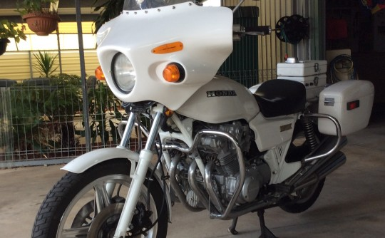 1980 Honda CB750K