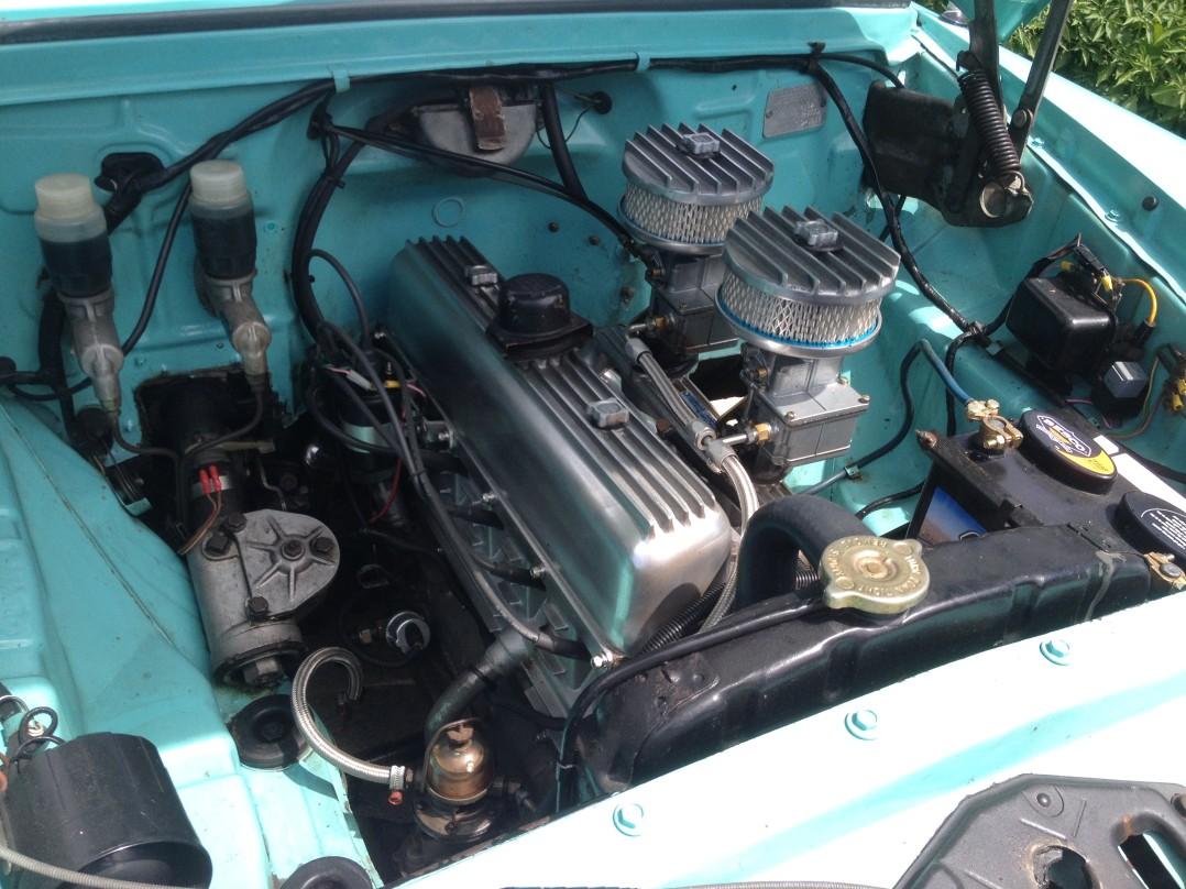 1956 Holden FE