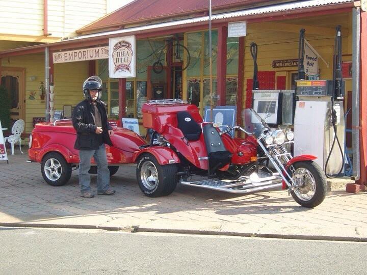 2003 Oz trike Highway