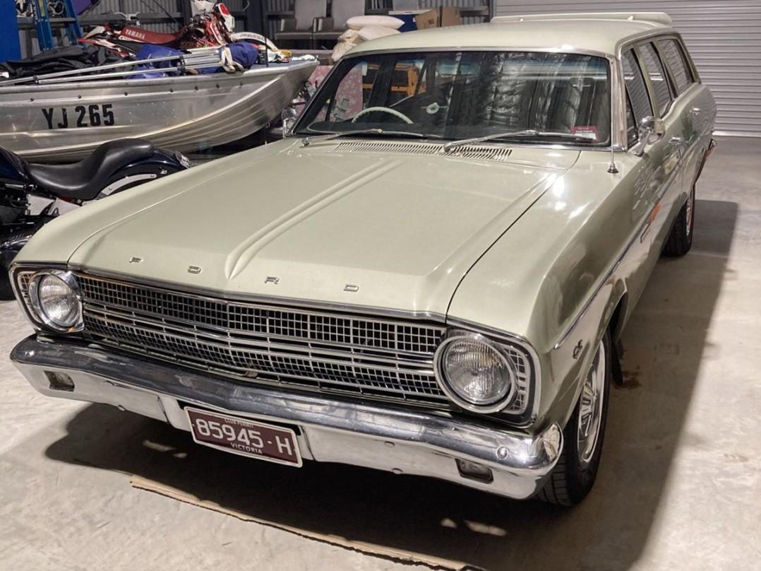1966 Ford Xr