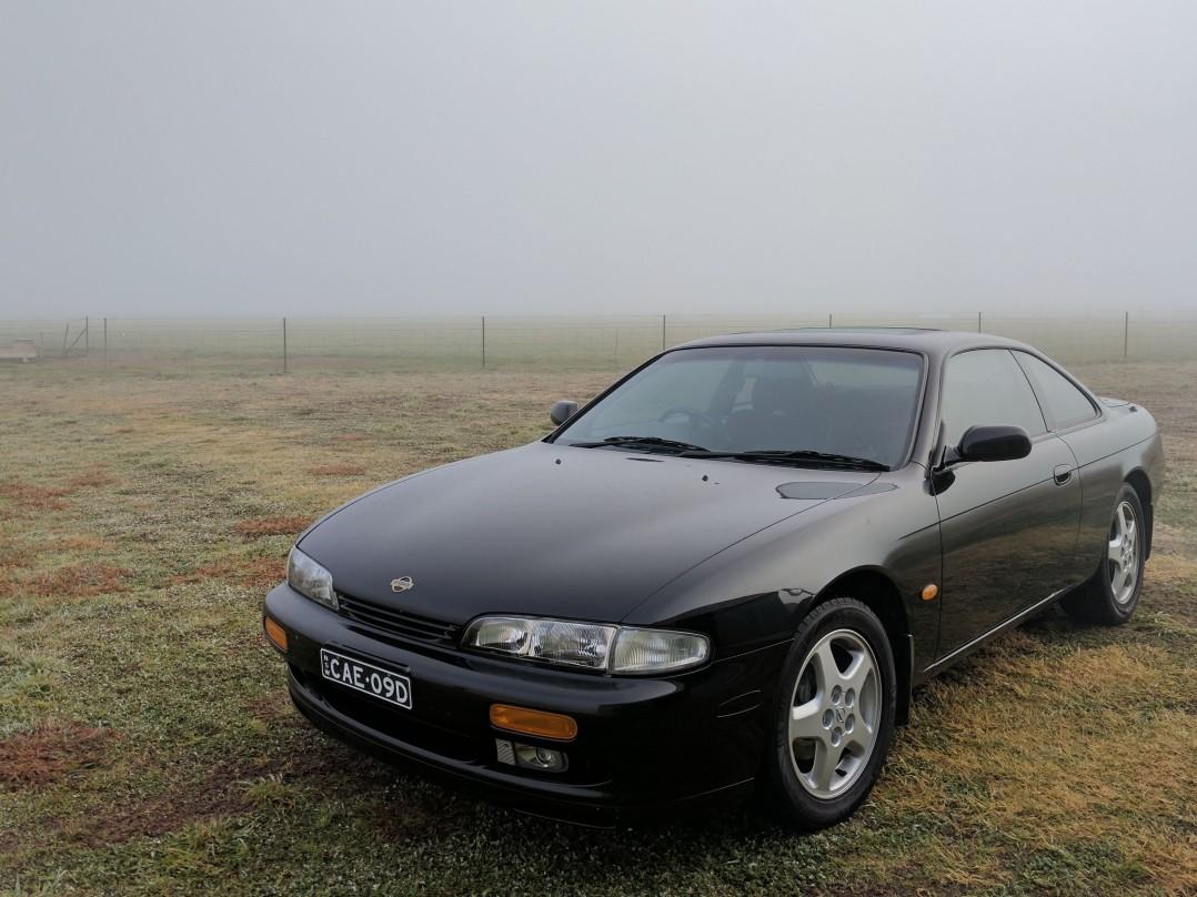 1996 Nissan 200 SX LUXURY