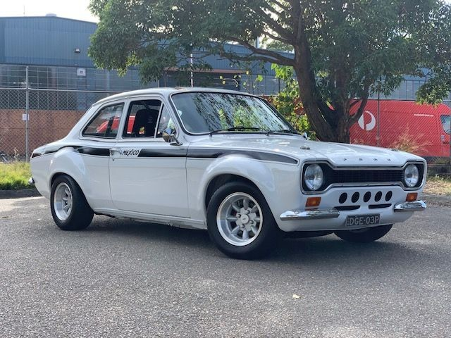 1971 Ford ESCORT MK1